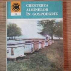 CRESTEREA ALBINELOR IN GOSPODARIE de IOAN SAVU , 1985