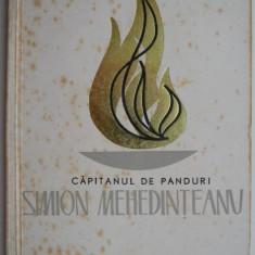Capitanul de panduri Simion Mehedinteanu – Ilie Ceausescu