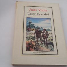 JULES VERNE - CESAR CASCABEL (1988)---R18/2
