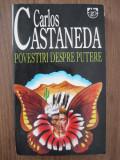 CARLOS CASTANEDA - POVESTIRI DESPRE PUTERE - rao, 1995