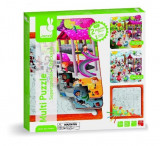 Set Puzzle 3 In 1 - In Parc - Janod (J02827)