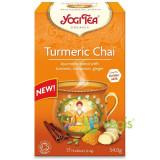 Ceai cu Turmeric Chai Ecologic/Bio 17dz 34g