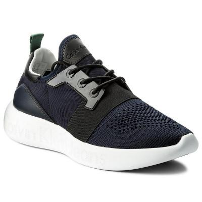 Sneakers barbati Calvin Klein Mel Knit foto