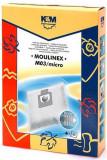 Sac aspirator Moulinex sintetic 4X saci KM