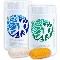 CellSentials, complex de vitamine, minerale, antioxidanti, un pachet USANA