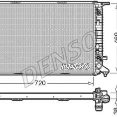 Radiator apa racire motor AUDI Q5 3.0D intre 2008 2017