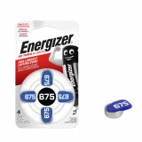 Baterii Energizer 675 PR44 PR675 Zinc-Aer 1,4V Pentru Aparate Auditive Set 4 Baterii