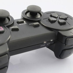 CONTROLLER JOYSTICK MANETA PT.SONY PS3 WIRELESS,SIGILAT IN CUTIE,DUAL SHOCK.