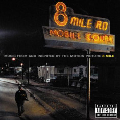CD 8 Mile - Music From And Inspired By The Motion Picture: Eminem, 50 Cent