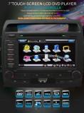 Navigatie Toyota Landcruiser L200 , Edotec EDT-8800 Dvd Auto Multimedia Gps Navigatie Tv Bluetooth Land Cruiser L200 V8 - NTL66822