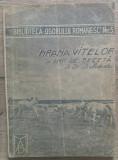 Hrana vitelor in anii de seceta - D. Puscaru/ 1945