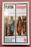 Dialoguri. Editura pentru Literatura Universala, 1968 - Platon