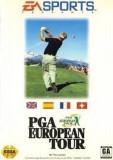 Joc SEGA Mega Drive PGA European Tour