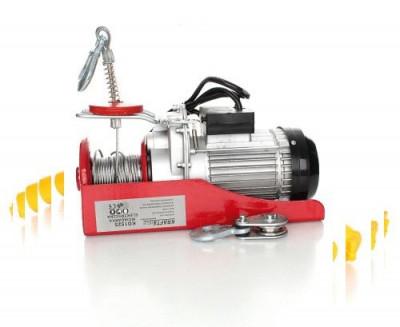 Macara electrica (electropalan) 125/250 kg, 550 W KraftDele KD1524 foto