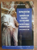 Reprezentari si semnificatii politice ale maladiei la inceputurile modernitatii- Andrei Salavastru