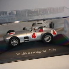 Macheta Mercedes-Benz W 196 R racing car - 1954  scara 1:43
