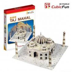 Puzzle 3D CubicFun CBFA Taj Mahal