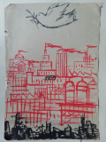 Mihu Vulcanescu Bucuresti, 1959, Istorice, Guasa, Realism
