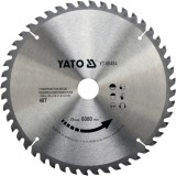 Disc circular lemn, 250 x 30 x 2.4mm, 48 dinti Yato YT-60484