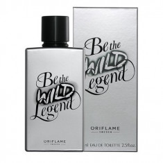 Apă de toaletă Be the Wild Legend (Oriflame)