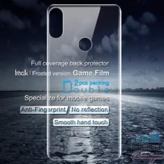 Folie Protectie Capac Baterie Spate Motorola P30 Acoperire Completa