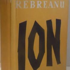 ION de LIVIU REBREANU , 1958