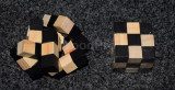 Joc Logic Cub Sarpe Alb-Negru
