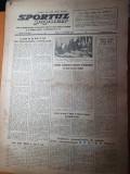 Sportul popular 17 noiembrie 1953-satenii din iacobeni,calarie,gimnastica,rugby