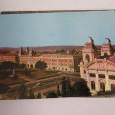 Carte postala - Cluj Napoca (Piata Victoriei), Necirculata, Fotografie