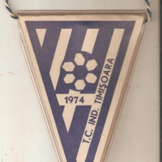 Fanion T.C.  IND. Timisoara