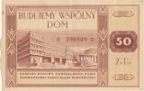 1948, 50 złotych (Lucow 1347) - Polonia!
