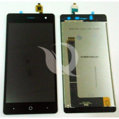 Lcd, zte blade a320 + touch, black foto