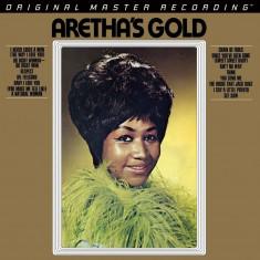 Aretha Franklin Arethas Gold LP (vinyl)