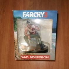 Figurina ( statueta ) Far Cry 3 Vaas Montenegro , de colectie , noua, in cutie