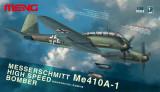 MENG - MESSERSCHMITT Me410A-1 HIGH SPEED BOMBER 1:48