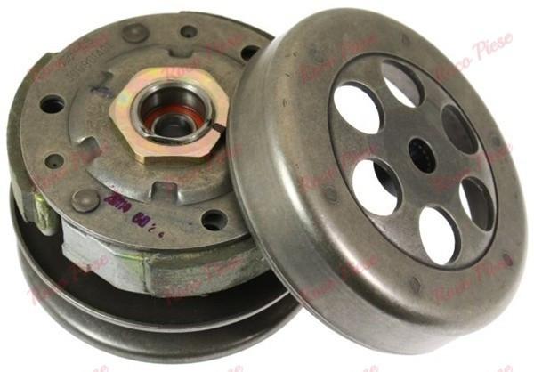 Ambreiaj scuter 2T Yamaha / Aprilia / Minarelli / Malaguti - 16 dinti