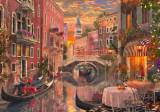 Puzzle Bluebird - Dominic Davison: An Evening Sunset In Venice 1500 piese (70115)