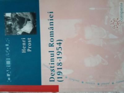 Destinul României foto