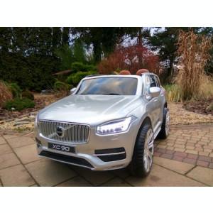 Masinuta electrica Volvo XC90, silver