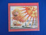 KATIA NANU - PE URMELE RAZEI DE SOARE , ILUSTRATII DONE STAN , 1988