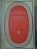 CONCERT DIN MUZICA DE BACH. TREI ROMANE-HORTENSIA PAPADAT-BENGESCU