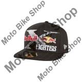 MBS Sapca Fox Red Bull X-Fighters Core New Era, negru cu dungi, S=7 1/8, Cod Produs: 68307515083AU