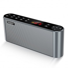Boxa portabila Bluetooth cu Mp3, Radio, Card, Usb,Display, 360° Stereo