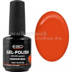 Gel UV – FERRARI RED 238, 15ml