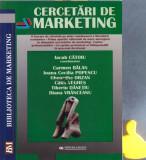 Cercetari de marketing Iacob Catoiu - doua pagini subliniate