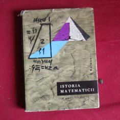 istoria matematicii in antichitate an 1963 x4