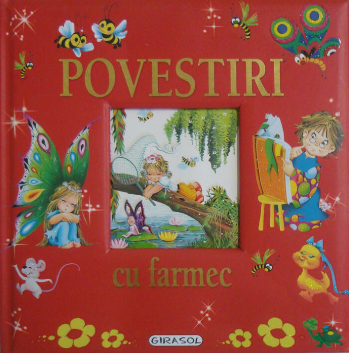 Povestiri cu farmec (Ed. noua) PlayLearn Toys