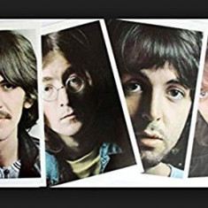 4 foto The Beatles - ORIGINALE