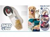 Perie Vacuum Pentru Animale Shed Pal