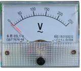 Ampermetru analogic de panou, 30A, AC - 111481